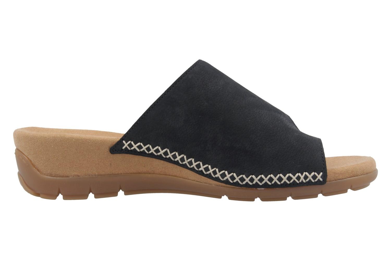 GABOR - Damen Zehentrenner - Blau Schuhe in Übergrößen – Bild 4