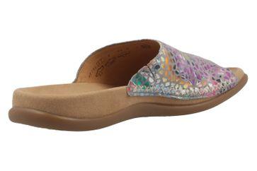 GABOR - Damen Pantoletten - Mehrfarbig Schuhe in Übergrößen – Bild 3