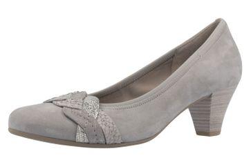 GABOR - Damen Pumps - Grau Schuhe in Übergrößen – Bild 1