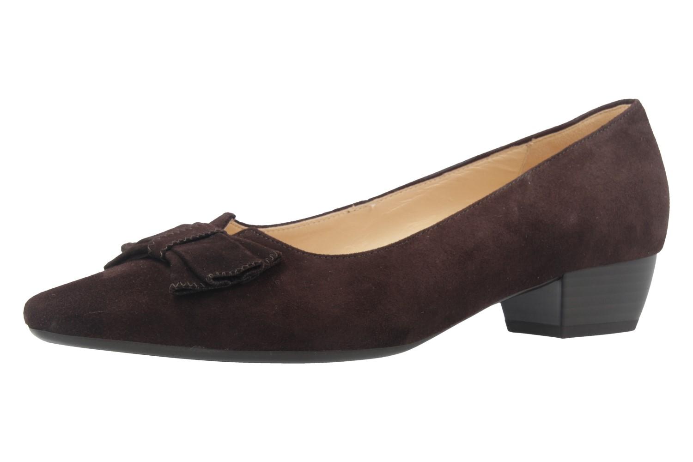 GABOR - Damen Pumps - Braun Schuhe in Übergrößen – Bild 1