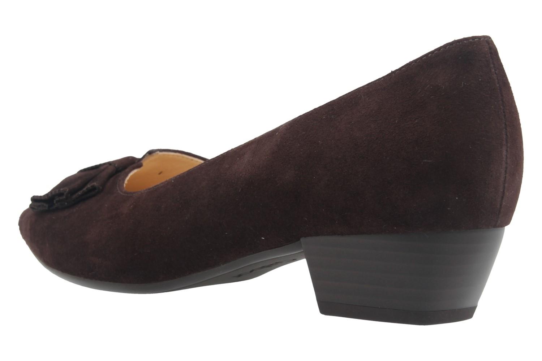 GABOR - Damen Pumps - Braun Schuhe in Übergrößen – Bild 2