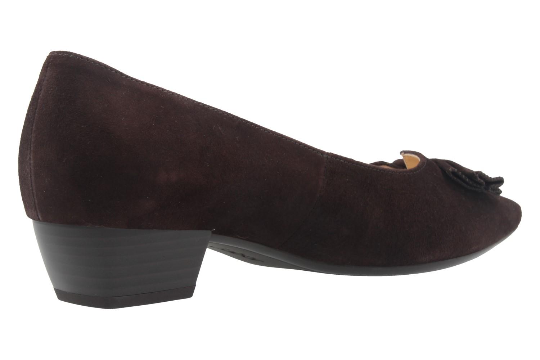 GABOR - Damen Pumps - Braun Schuhe in Übergrößen – Bild 3