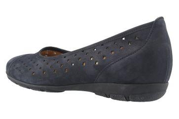 GABOR - Damen Ballerinas - Blau Schuhe in Übergrößen – Bild 2