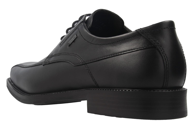 FRETZ MEN - Fred - Herren Business Schuhe - Schwarz Schuhe in Übergrößen – Bild 2