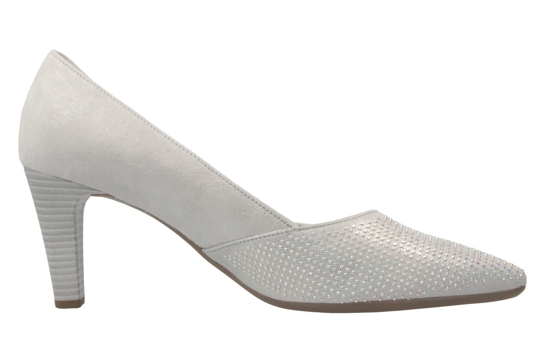 GABOR - Damen Pumps - Grau Schuhe in Übergrößen – Bild 4