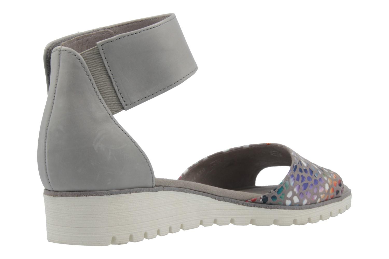GABOR - Damen Sandalen - Grau Schuhe in Übergrößen – Bild 3