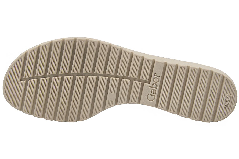 GABOR - Damen Sandalen - Braun Schuhe in Übergrößen – Bild 6