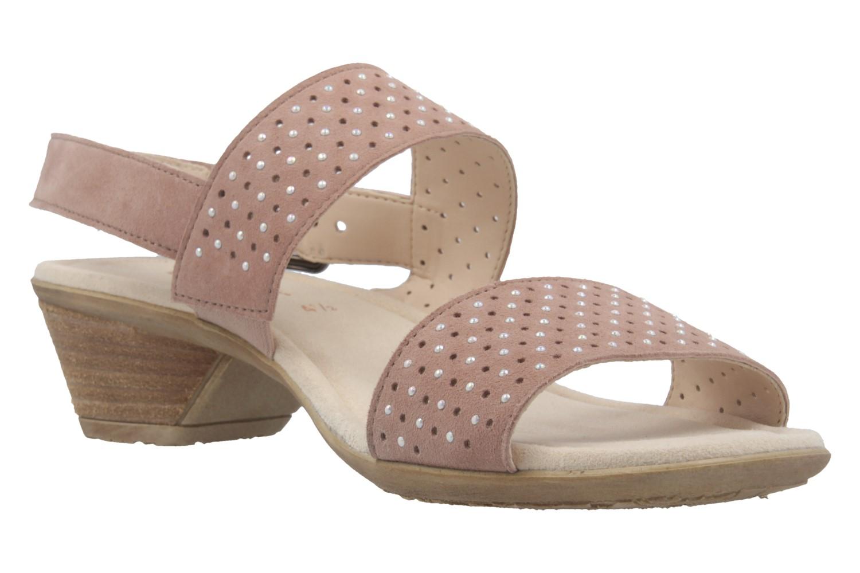 GABOR - Damen Sandaletten - Rosa Schuhe in Übergrößen – Bild 5