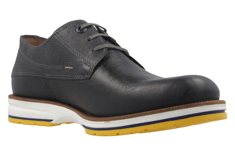 FRETZ MEN - Herren Halbschuhe - Steven - Blau Schuhe in Übergrößen – Bild 5