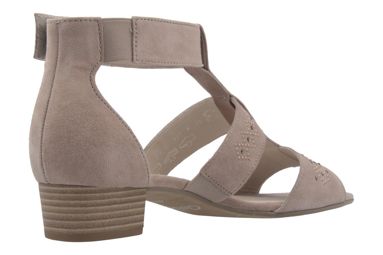 GABOR - Damen Sandaletten - Nude Schuhe in Übergrößen – Bild 3