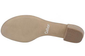 Gabor Sandaletten in Übergrößen Braun 65.852.14 große Damenschuhe – Bild 6