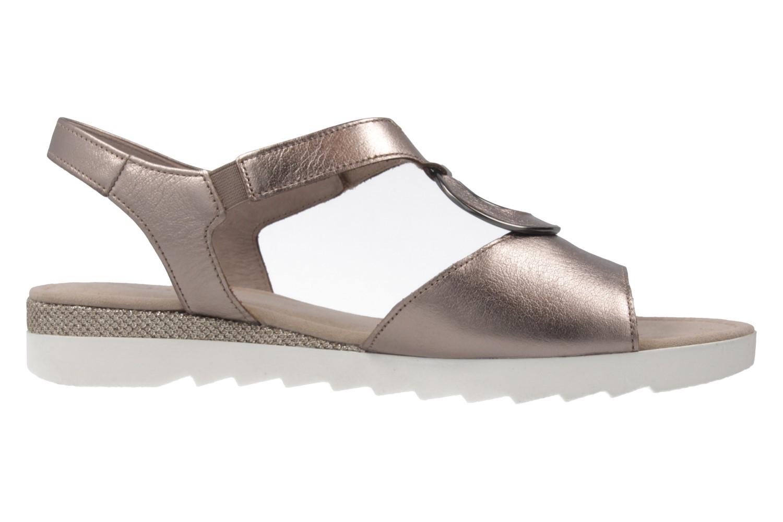 gabor comfort damen sandalen bronze schuhe in bergr en damenschuhe in bergr en sandalen. Black Bedroom Furniture Sets. Home Design Ideas