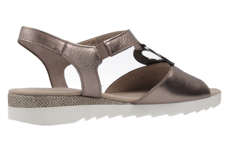 GABOR comfort - Damen Sandalen - Bronze Schuhe in Übergrößen – Bild 3