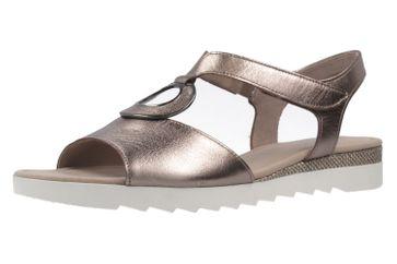 Gabor Sandalen in Übergrößen Braun 62.745.62 große Damenschuhe
