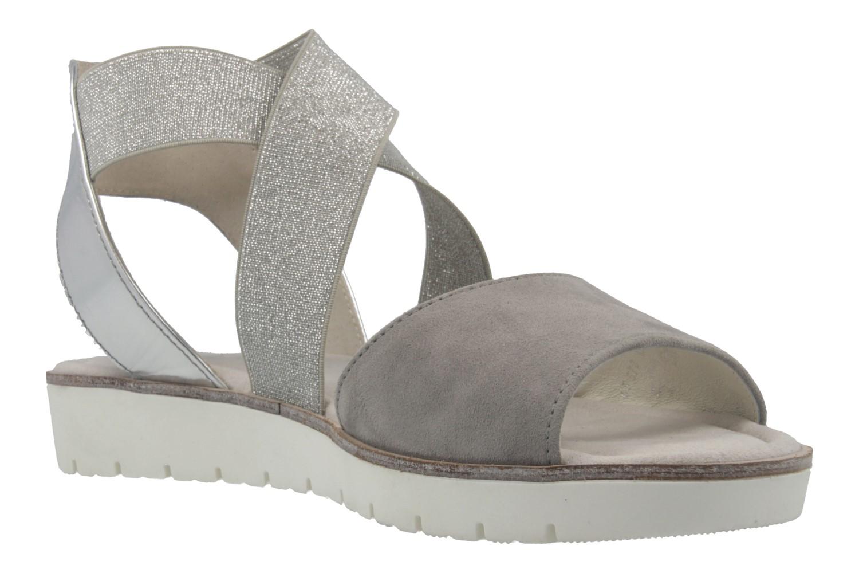 GABOR - Damen Sandalen - Grau Schuhe in Übergrößen – Bild 5