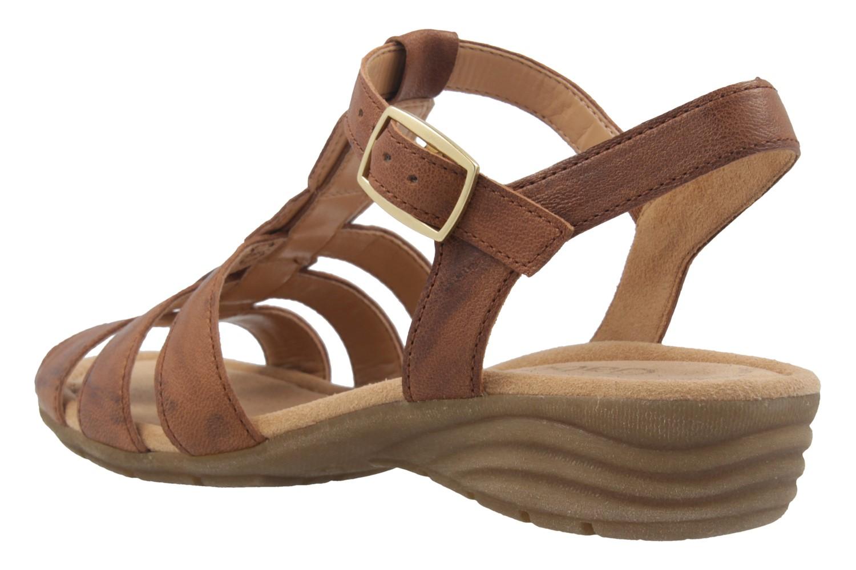 GABOR - Damen Sandaletten - Braun Schuhe in Übergrößen – Bild 2