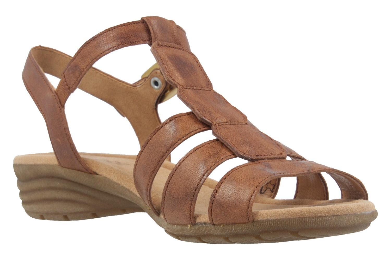 GABOR - Damen Sandaletten - Braun Schuhe in Übergrößen – Bild 5