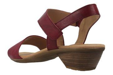 Gabor Sandaletten in Übergrößen Rot 64.545.55 große Damenschuhe – Bild 2