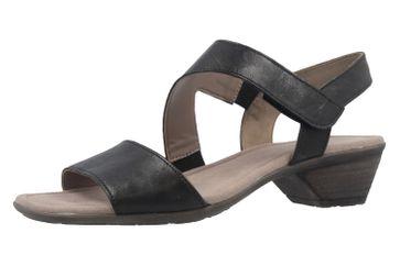 GABOR - Damen Sandaletten - Schwarz Schuhe in Übergrößen – Bild 1