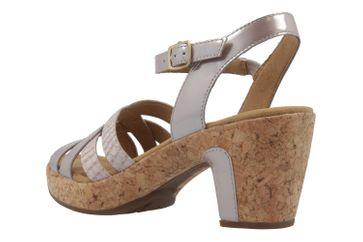 Gabor Sandaletten in Übergrößen Pink 62.734.80 große Damenschuhe – Bild 2