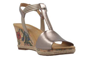 Gabor Sandaletten in Übergrößen Braun 62.828.64 große Damenschuhe – Bild 5