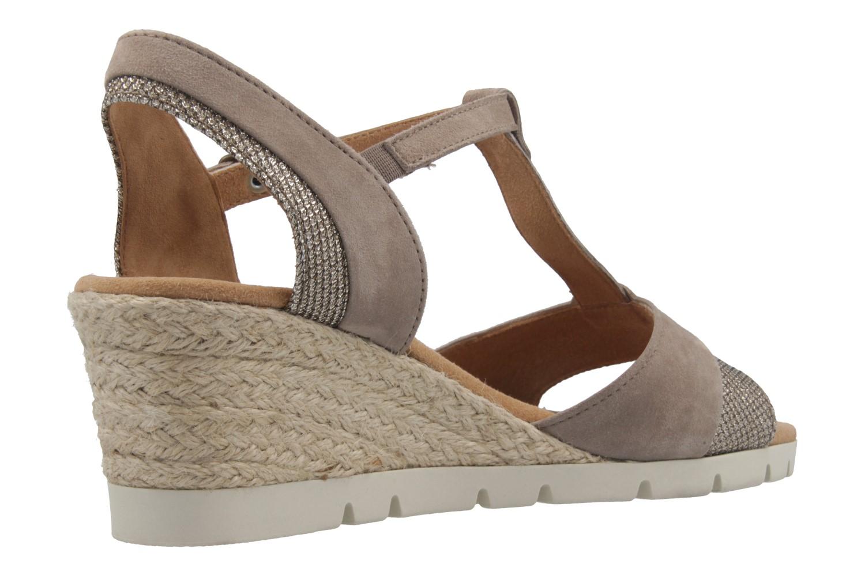 Gabor Sandaletten in Übergrößen Mehrfarbig 62.841.42 große Damenschuhe – Bild 3