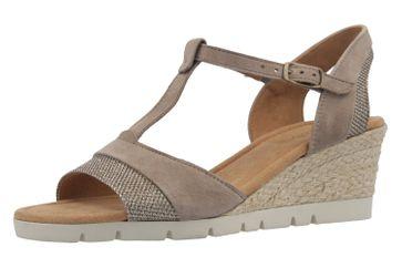 Gabor Sandaletten in Übergrößen Mehrfarbig 62.841.42 große Damenschuhe – Bild 1