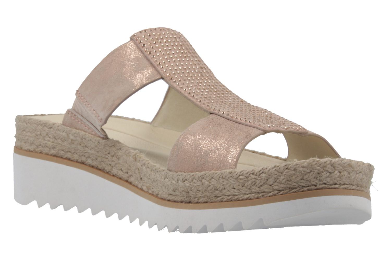 GABOR - Damen Pantoletten - Rosa Schuhe in Übergrößen – Bild 5