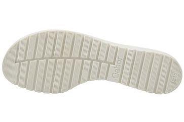 GABOR - Damen Sandalen - Blau Schuhe in Übergrößen – Bild 6