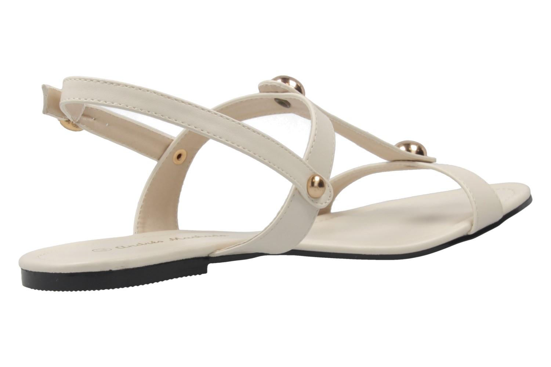 ANDRES MACHADO - Damen Sandalen - Beige Schuhe in Übergrößen – Bild 3