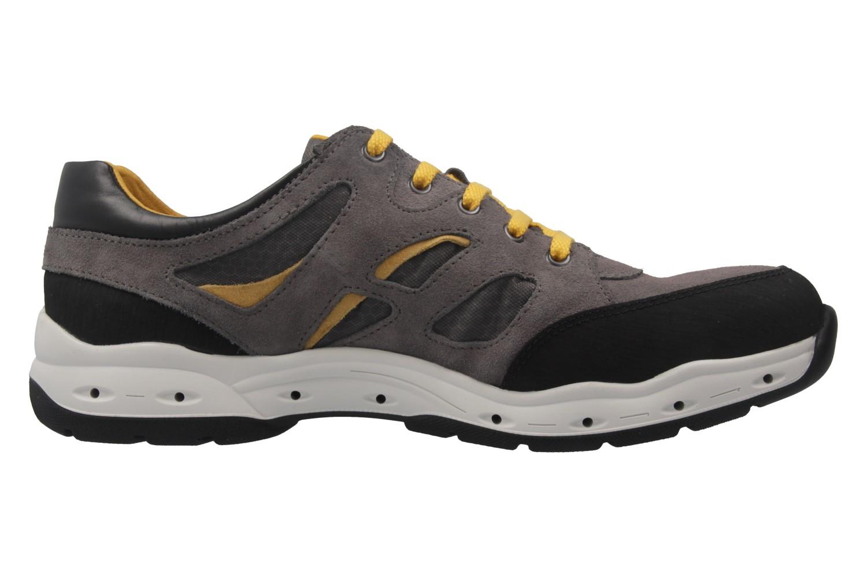 CAMEL ACTIVE - Herren Trekking Halbschuhe - Breathe GTX - Grau Schuhe in Übergrößen – Bild 4