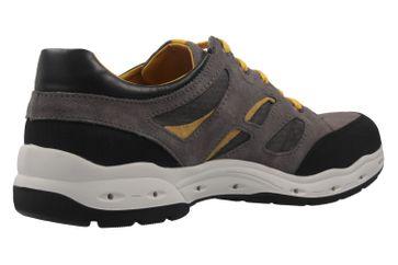 CAMEL ACTIVE - Herren Trekking Halbschuhe - Breathe GTX - Grau Schuhe in Übergrößen – Bild 3