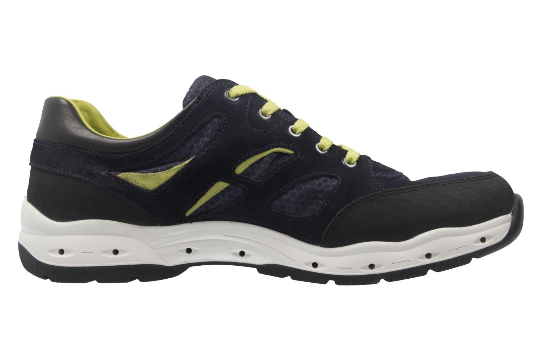 CAMEL ACTIVE - Herren Trekking Halbschuhe - Breathe GTX - Blau Schuhe in Übergrößen – Bild 4
