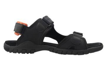 CAMEL ACTIVE - Herren Sandalen - Ocean - Schwarz Schuhe in Übergrößen – Bild 4