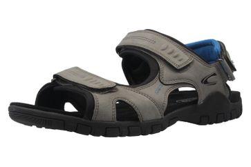 CAMEL ACTIVE - Herren Sandalen - Ocean - Grau Schuhe in Übergrößen – Bild 1
