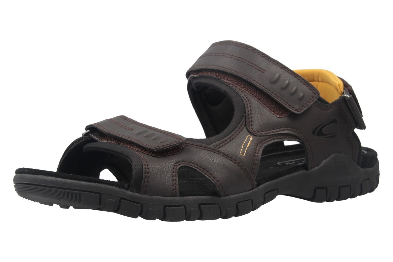CAMEL ACTIVE - Herren Sandalen - Ocean - Braun Schuhe in Übergrößen – Bild 1