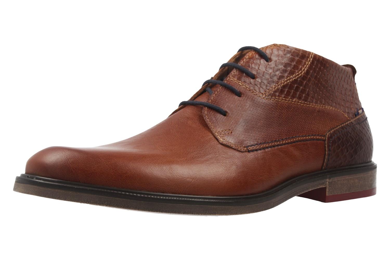FRETZ MEN - Herren Business Stiefeletten - Oskar - Braun Schuhe in Übergrößen – Bild 1