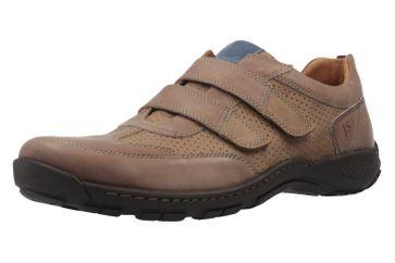 JOSEF SEIBEL - Herren Halbschuhe - Nolan 38 - Taupe Schuhe in Übergrößen – Bild 1