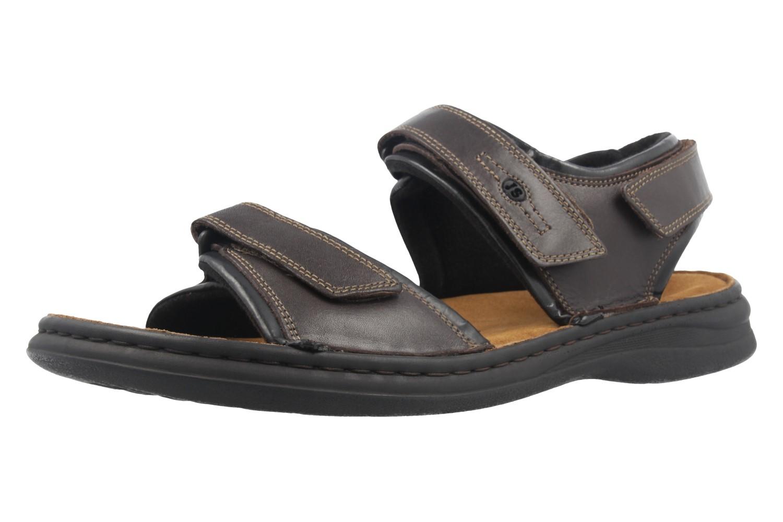 Rieker Sandalen in Übergrößen Blau 26851 14 große Herrenschuhe