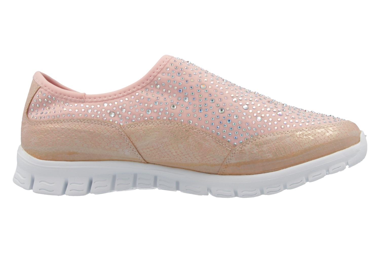 Fitters Footwear Emily Sneaker in Übergrößen Pink 2.971401 Pink große Damenschuhe – Bild 4