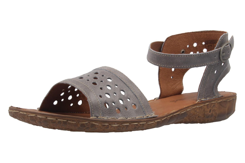 JOSEF SEIBEL - Damen Sandalen - Rosalie 11 - Blau Schuhe in Übergrößen – Bild 1