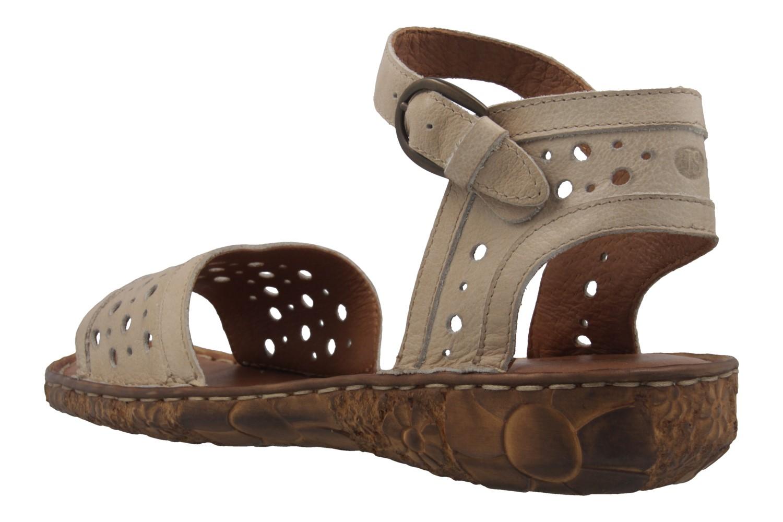 JOSEF SEIBEL - Damen Sandalen - Rosalie 11 - Beige Schuhe in Übergrößen – Bild 2