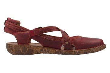 JOSEF SEIBEL - Damen Sandalen - Rosalie 13 - Rot Schuhe in Übergrößen – Bild 4