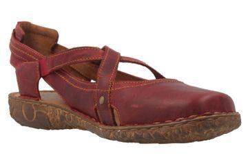 Josef Seibel Rosalie 13 Sandalen in Übergrößen Rot 79513 95 400 große Damenschuhe – Bild 5