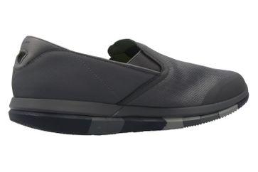 SKECHERS - Herren Slipper - GO FLEX - Grau Schuhe in Übergrößen – Bild 3