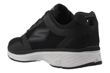 Skechers Sneaker in Übergrößen Schwarz 54142/BKW große Herrenschuhe – Bild 2