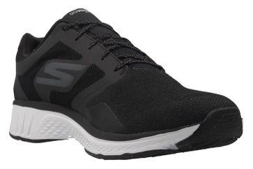 Skechers Sneaker in Übergrößen Schwarz 54142/BKW große Herrenschuhe – Bild 5