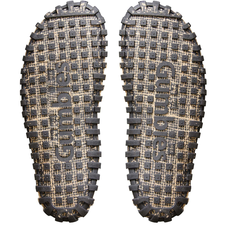 GUMBIES - Damen Zehentrenner - Rosa/Blau Schuhe in Übergrößen – Bild 4
