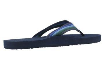TEVA - Herren Zehentrenner - Mush II - Blau/Grün Schuhe in Übergrößen – Bild 3