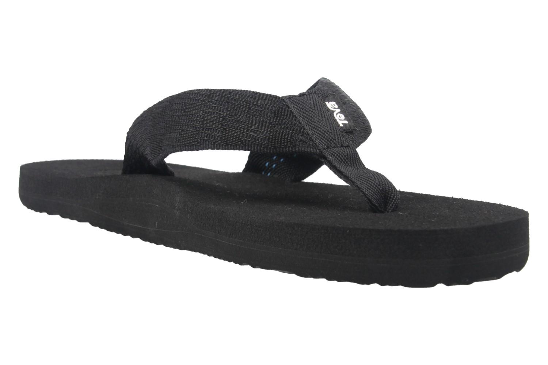 TEVA - Herren Zehentrenner - Mush II - Schwarz Schuhe in Übergrößen – Bild 5